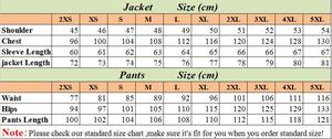 Image 5 - Classic Style Golden Embroidery Groom Tuxedos White Groomsmen Mens Wedding Prom Suits Blazer With Pants (Jacket+Pants+Vest)