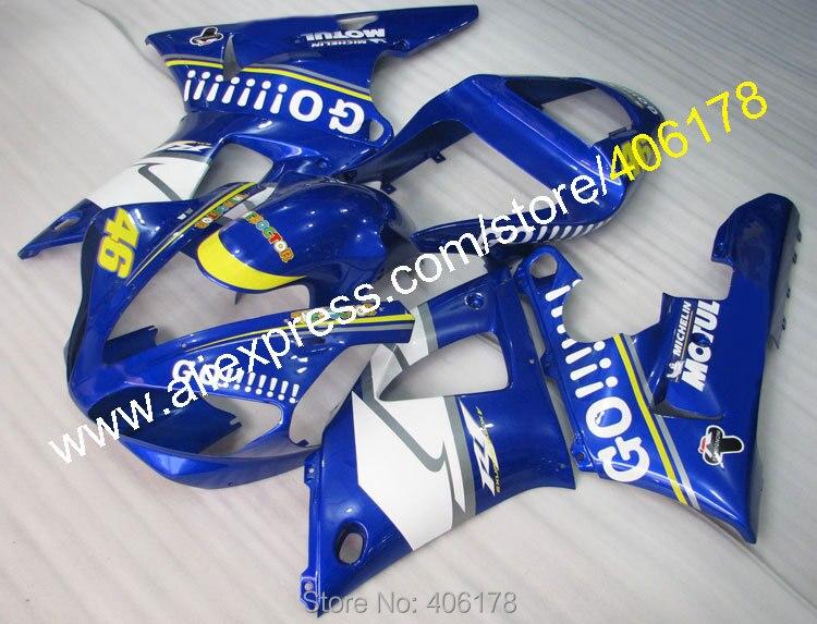 Sıcak Satış, Ucuz Yzf1000 R1 00-01 Yamaha Yzf R1 2000-2001 Için ABS Kiti Spor Bisiklet GO!!!!!!! Motosiklet Grenaj (enjeksiyon)