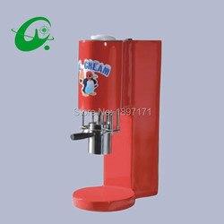 W nowym stylu pulpit półautomatyczna maszyna do lodów  mieszane lody instrukcja owoce lodu krem mikser  lody maszyna do formowania