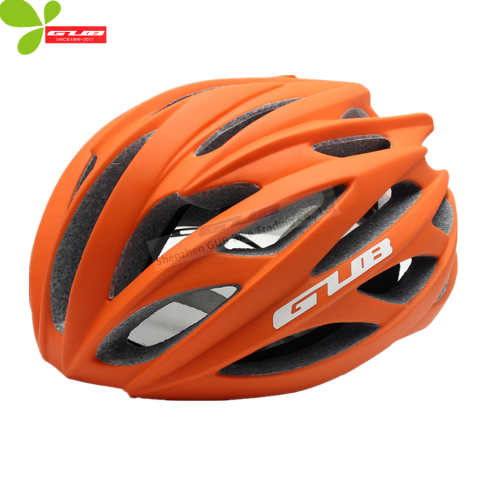 GUB Super Light Cycling Helmet Professional Road Bike Bicycle Integrally-molded Helmet Casco Bicicleta Sport Protect bike helmet universal bike bicycle motorcycle helmet mount accessories