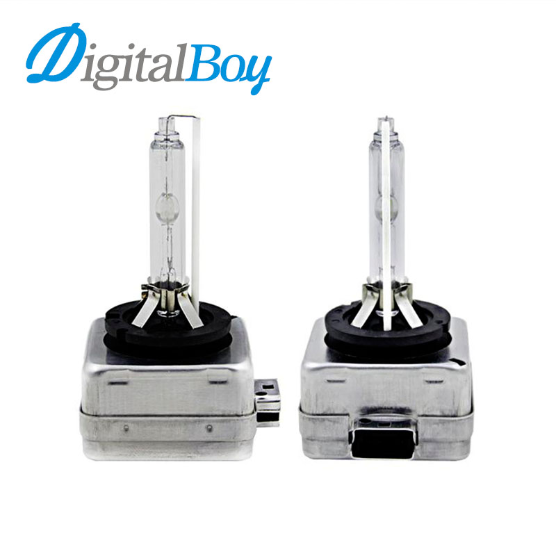 Digitalboy 35W D1C D1S Xenon Bulb Headlight 4300K 5000K 6000K 8000K Xenon Lamp Car Auto HID Bulbs Xenon Withe Car Light Source 75w xenon h1 hid replacement lamp bulb headlight lights lighting car source headlight for hunting lights 4300k 6000k 8000k