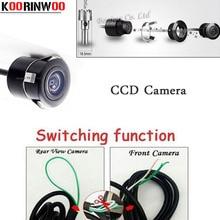 Koorinwoo CCD Car parking Backup Camera / Front Cam