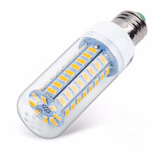 E27 E14 Lampada LED Bulb 220V Bombillas LED Lamp Spotlight Warm White Cold White 24 36 48 56 69 72LEDs Led Chandelier Light(China)