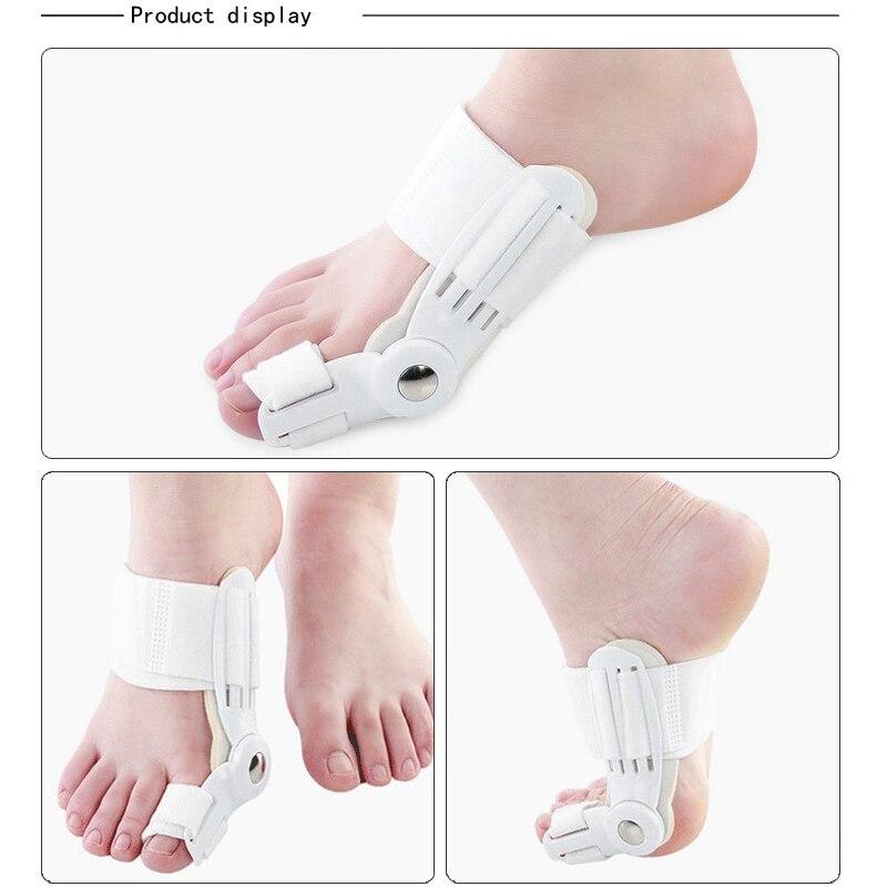 Palucha Koślawego Ortezy Palucha Korektor Foot Pain Relief