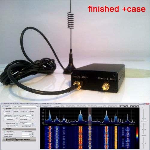 1KHZ-2GHZ SDRPLAY Software Radio UV HF USB RTL-SDR Receiver 10M broadband