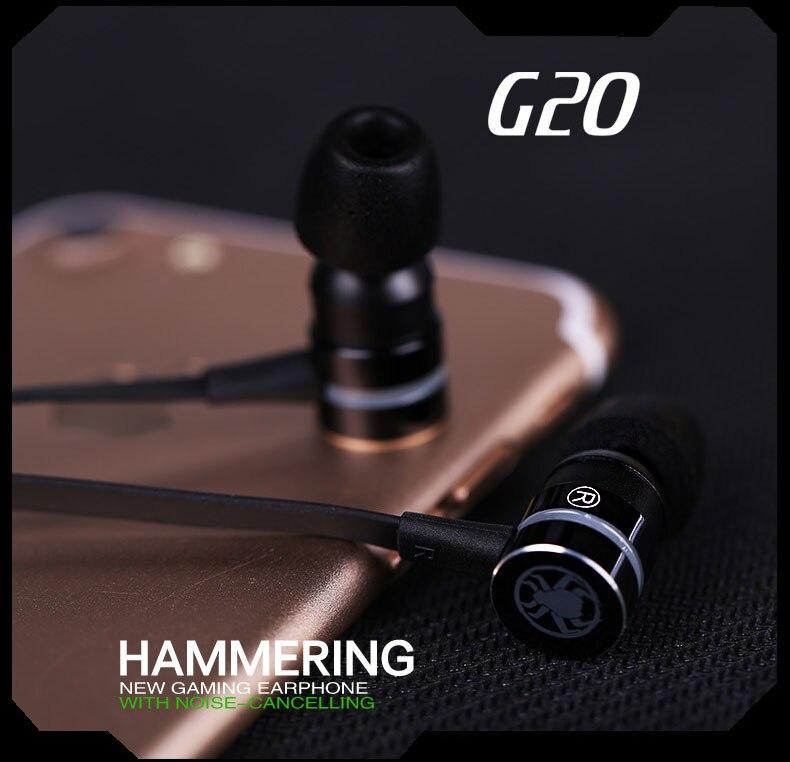 PLEXTONE G20 In-ear Earphone for Phone Computer stereo gaming PLEXTONE G20 In-ear Earphone for Phone Computer stereo gaming HTB1fLUSQpXXXXcAaXXXq6xXFXXXA