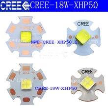 Cree xhp50 6500k xhp502 холодный белый Светодиодный диодный