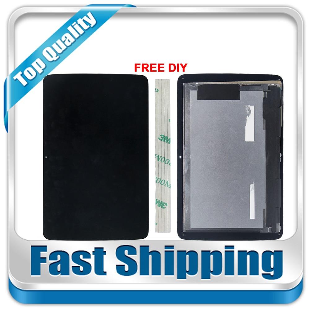 Nouveau pour LG G Pad 10.1 V700 VK700 LCD affichage + numériseur écran tactile verre assemblage noir pièces de réparation