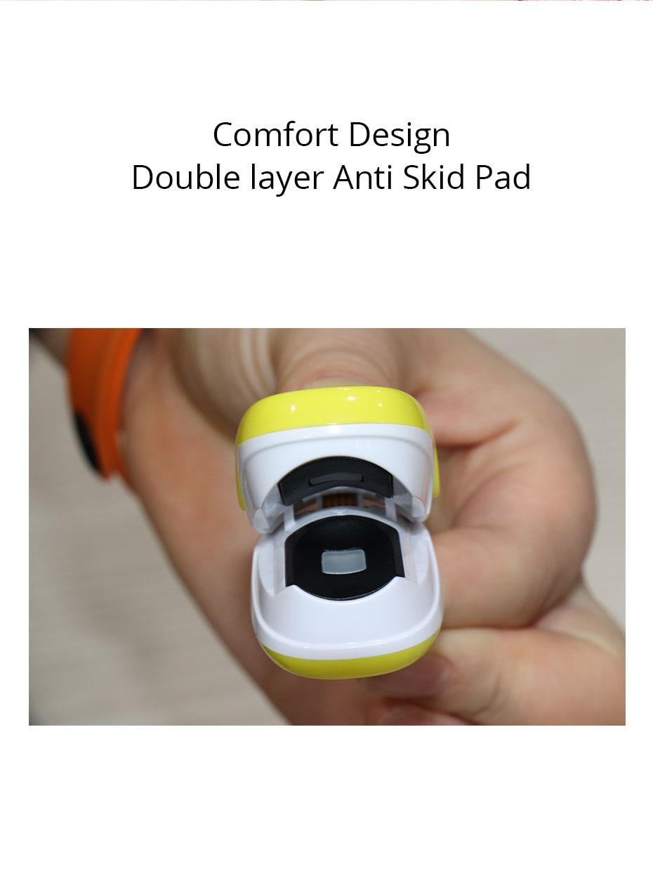 Medical children Infant Finger Pulse Oximeter Pediatric SpO2 Blood Oxygen Saturation Meter Neonatal kids Rechargeable
