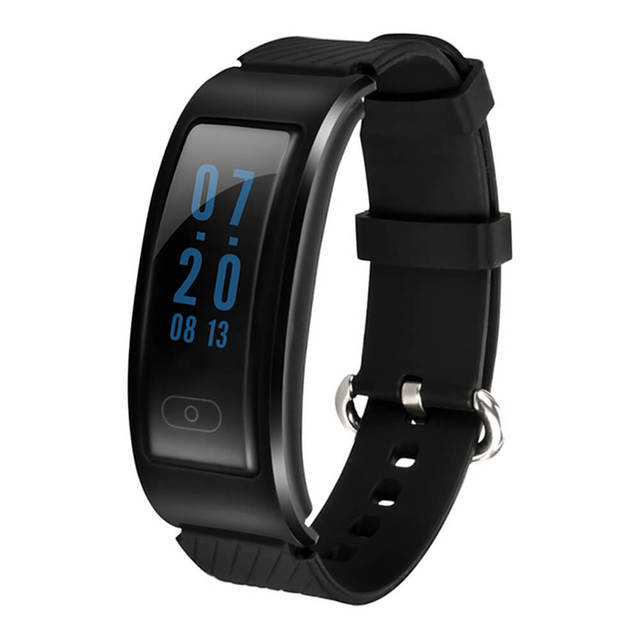 Hot DF23 Monitor de Freqüência Cardíaca Banda Inteligente Bluetooth 4.0 Pulseira Saúde fitbits Rastreador Pedômetro À Prova D' Água Inteligente Para Android iOS