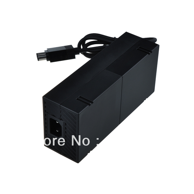 AC Adapter Power Supply Cord For Microsoft Xbox One Console -US Plug Black