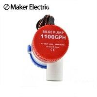 MKBP G1100 12 12V Rule 1100 Gph Bilge Pump 12 V Water Pump