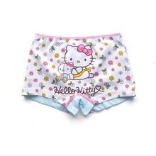 Roupas Infantis Brand Kids Pants Christmas Girls Underwear Toddler Baby Girls Cartoon Briefs Pants Shorts Best Christmas Gift