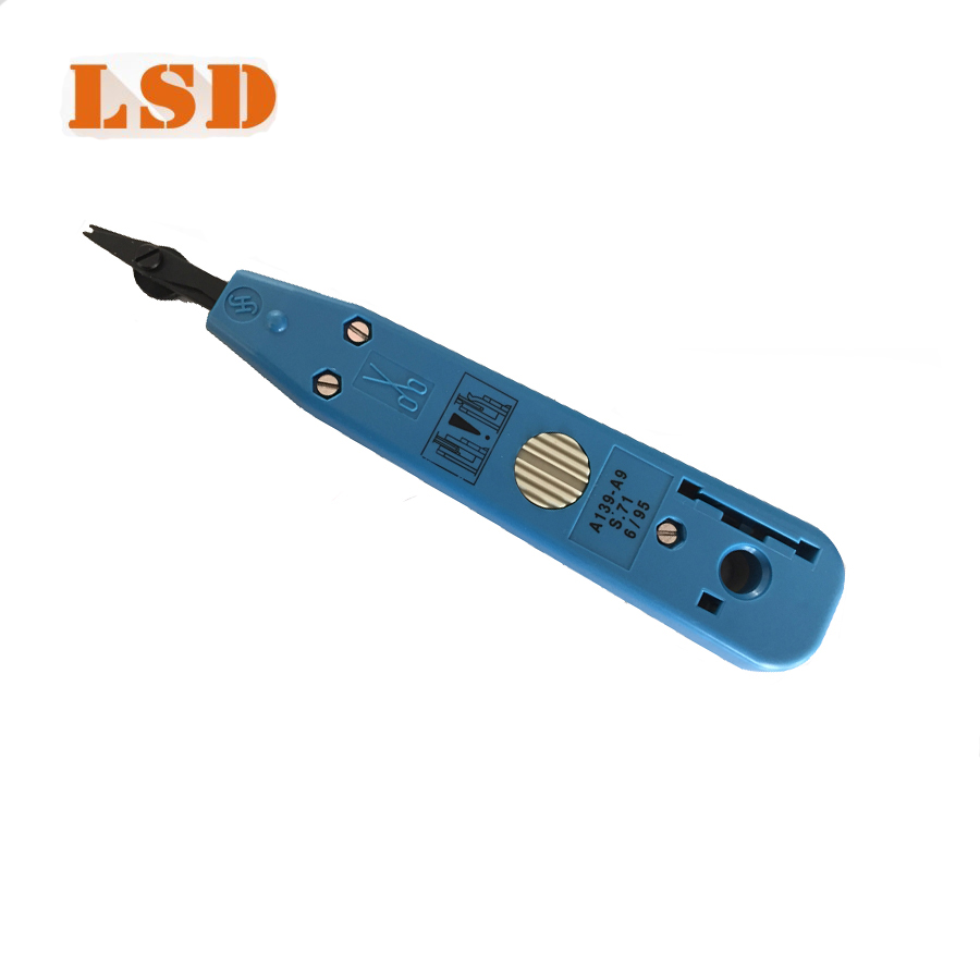 LS-3142 INSERT TOOL for impact telecom terminal block wire siemens impact punch down network tool