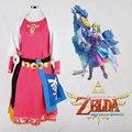 The Legend of Zelda Princess Zelda Cosplay Costume