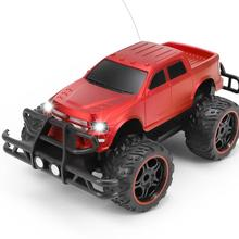Child Car Off-road Remote Control Electric Drop Resistant Anti-pressure Vehicle Toy