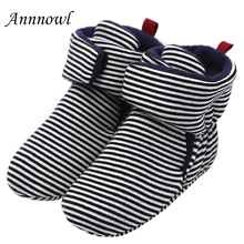 Unisex-baby Home Walking Boots Kids Newborn Infant Classic Floor Winter Super Warm Slip-On Soft Baby Crib Booties Shoes for Girl