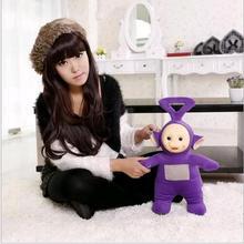 4pcs/set 25CM-35cm Free Shipping 2018 Toys & Hobbies Stuffed Dolls Teletubbies Vivid Dolls High Quality Hot Selling Plush Toys