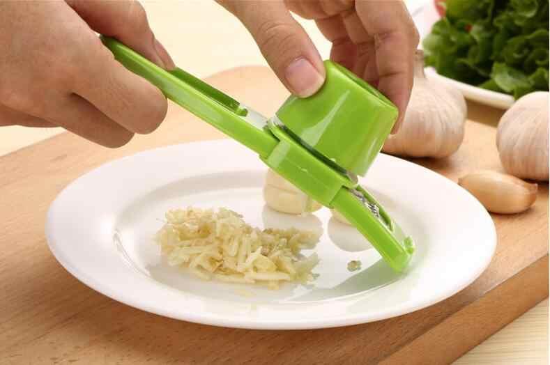 Czosnek pieprz imbir młynek do funkcjonalne czosnek prasy Ginger tarka do czosnku strugarka krajalnica Cutter Vegetabl narzędzie do szlifowania
