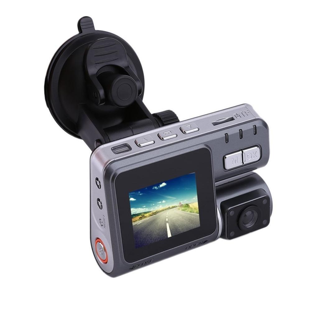 2018 nuevo estilo de alta definición de coches 1280*720 P Cámara DVR tacógrafo coches apoyo G noche visión Sensor Loop grabación de la venta caliente