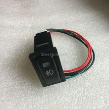 Переключатель противотуманных фар, Дневной светильник для Changan CX20, EADO CS35, переоборудование опционально,, противотуманный светильник