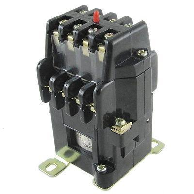 AC 24V Coil Voltage 380V 5A 4 NO NC Intermediate Relay JDZ1-44 New