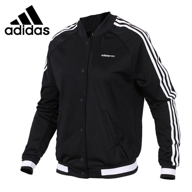 f7c00a4f8 Original New Arrival 2018 Adidas NEO Label CS Bomber TT Women's jacket  Sportswear -in Running Jackets from Sports & Entertainment on  Aliexpress.com ...