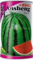 High quality watermelon seeds Tin packing 50G ANSHENG Chinese Dragon watermelon seeds, high sugar content fruit seeds