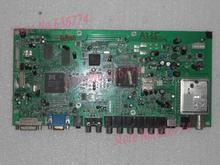 Konka LC32AS28 original motherboard 35,010,078 screen CLAA320WA01C test OK