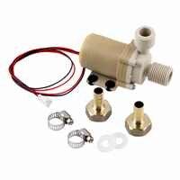 1 pc Pompe à eau solaire 12 V DC Waterpomp 3 M Pompe de Circulation d'eau chaude moteur Brushless haute pression qualité alimentaire haute qualité nouveau