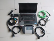 MB star diagnosis compact 4 SD C4 with E6420 Laptop(i5 cpu, 4g ram) with software 2018.03 in 240gb SSD ready to use