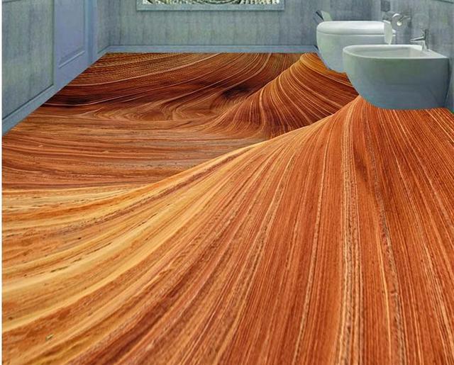 Attractive Custom Flooring Bedroom Photo Wallpaper Sandstone Desert 3d Wall Mural  Wallpaper 3d Flooring Adhesive Vinyl Rolls