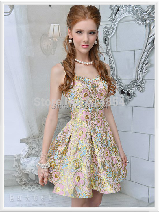 Vintage Short Prom Dresses - Ocodea.com