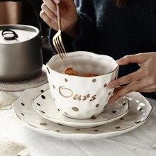 Golden wave ceramic dinner plate enjoy our bowl dish porcelain tableware products