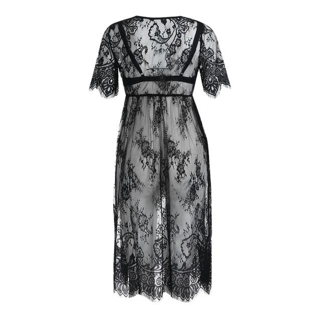 Short Sleeve MUQGEW Maternity Dresses 6