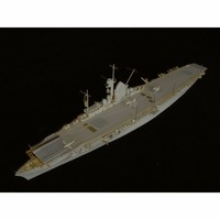 Orange Hobby N07010448 1 700 WWII German Aircraft Carrier Graf Zeppelin Assembly Scale Military Ship Model