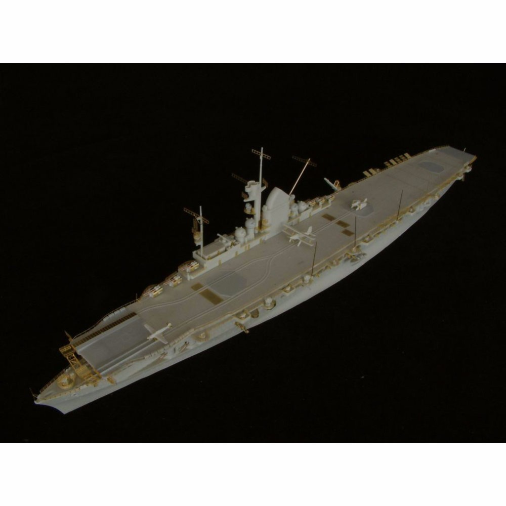 OHS Orange Hobby N07010448 1/700 WWII German Aircraft Carrier Graf Zeppelin Assembly Scale Military Ship Model Building Kits oh german ship