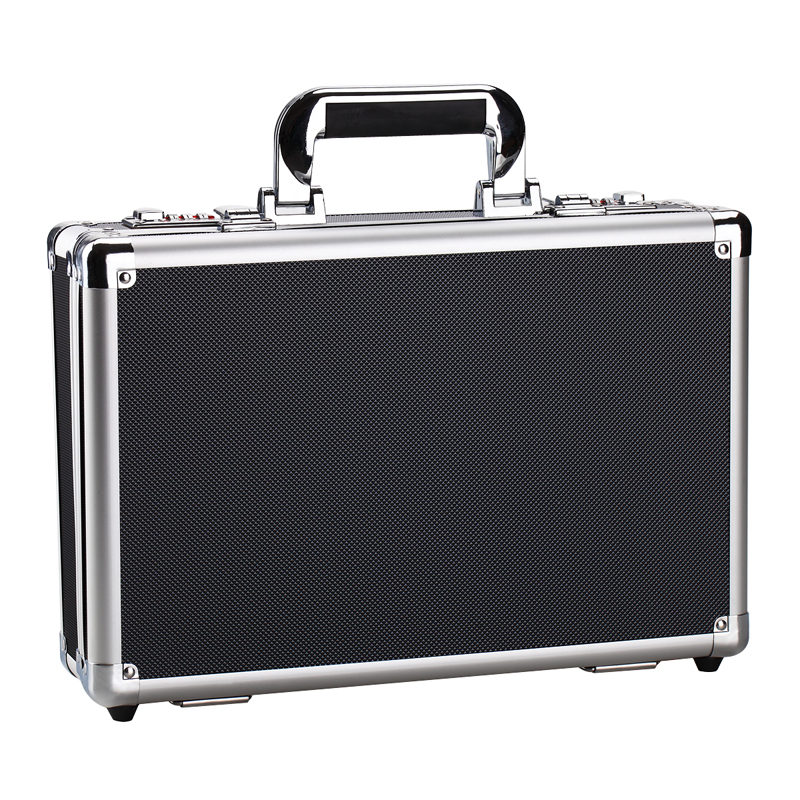 Aluminium Flight Carry Case Bronze Camera Tool Case Portable Travel Camera Storage Box