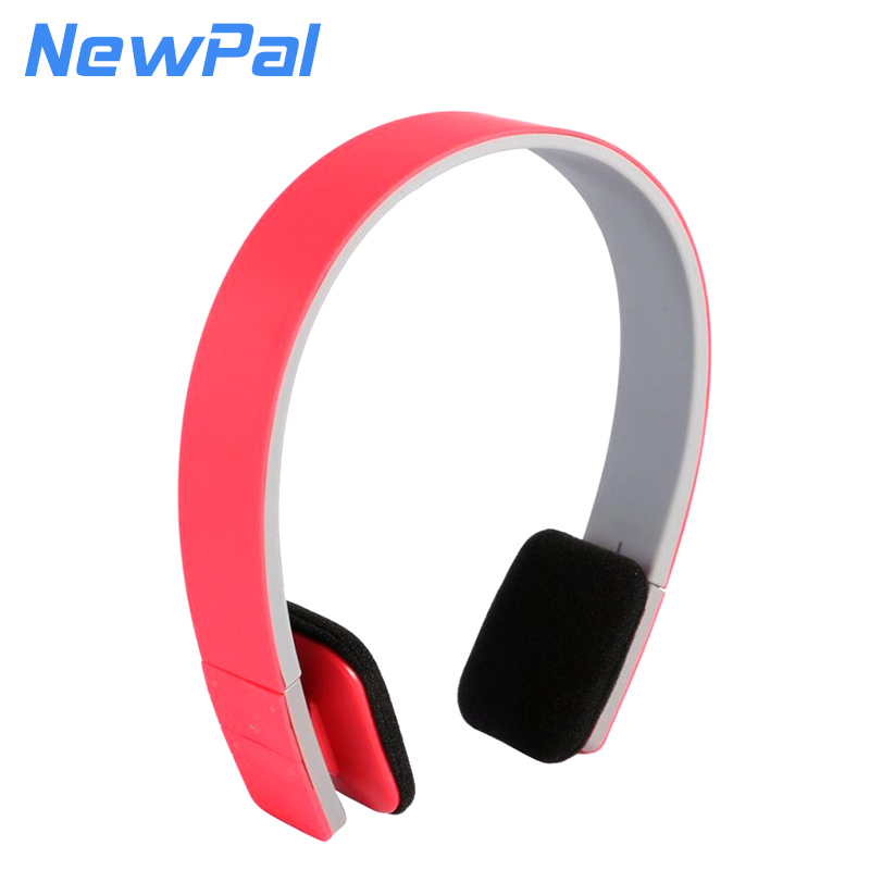 Music Stereo Headset Headphone Wireless Bluetooth Earpieces PC Mobile Phone - NewPal Ali Store store