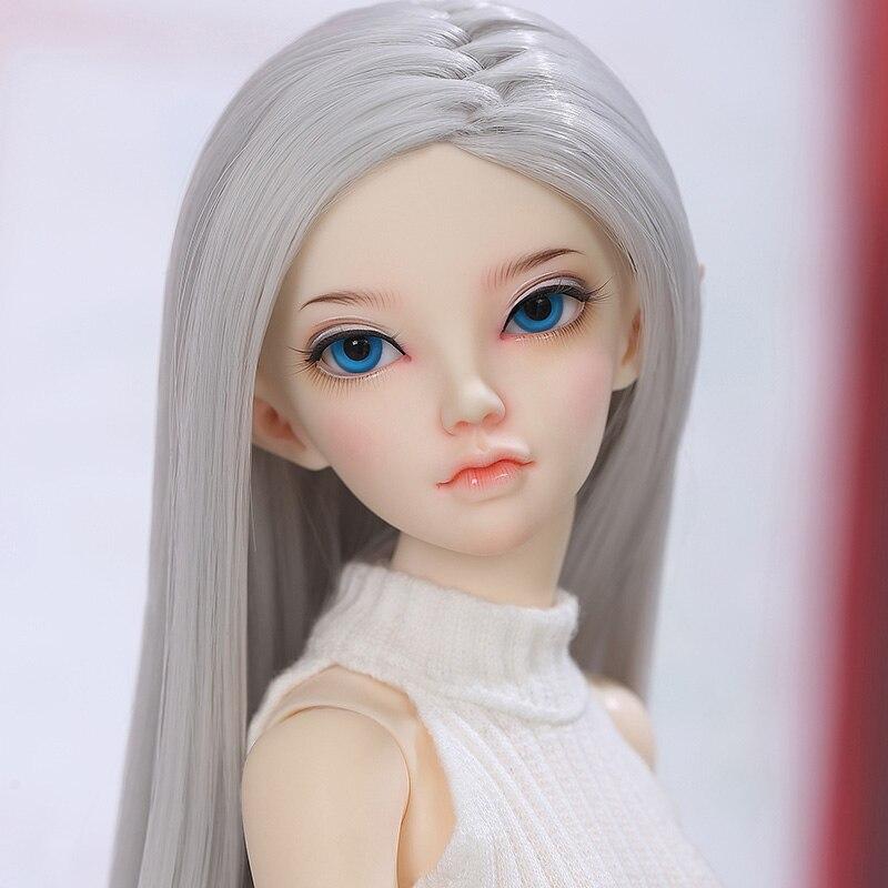جديد وصول Minifee Siean العفريت BJD دمية 1/4 الأزياء العمل المشترك الشكل FL هدية الأزياء لعب-في الدمى من الألعاب والهوايات على  مجموعة 3