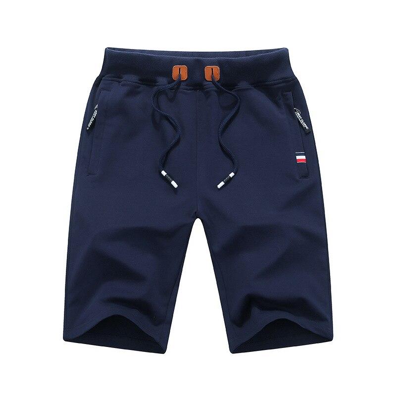 2018 Новый M-4XL плюс Размеры пляжные брюки пять Sub Хлопковые Штаны цепи снимков, Для мужчин быстросохнущая BoardShorts Повседневное Для мужчин шорты