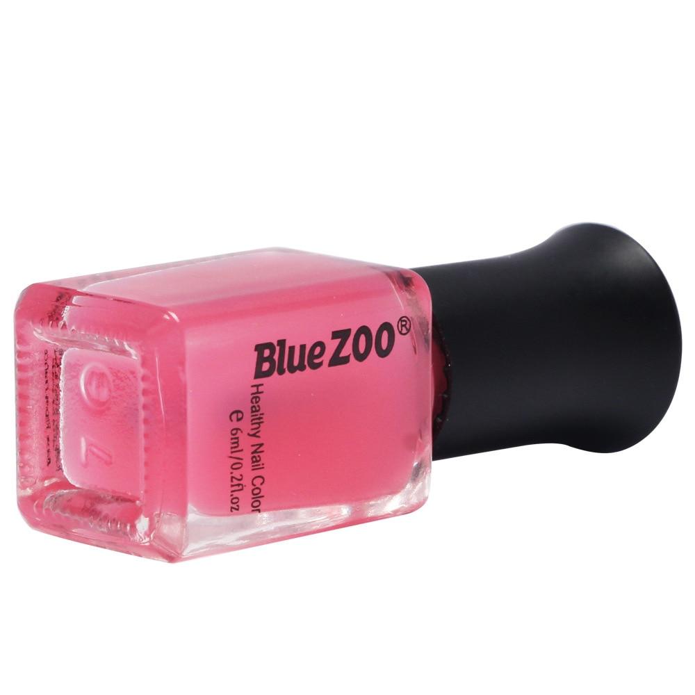 BlueZoo 1 Flasche Transparent Spiegel Hell Öl Gel Nagellack UV ...