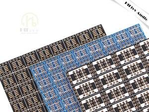 Image 5 - SOP8 Patch Einzel op amp umwandlung DIP8 dual Betriebs verstärker DIY Gold überzogene schweißen bord IC chip transformation bord