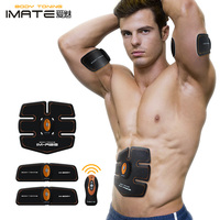 Upgrade Smart Shaping Muscle Device ABS Slimming Patch Exerciser Fit EMS Abdominal Muscles Intensive Training Slimming