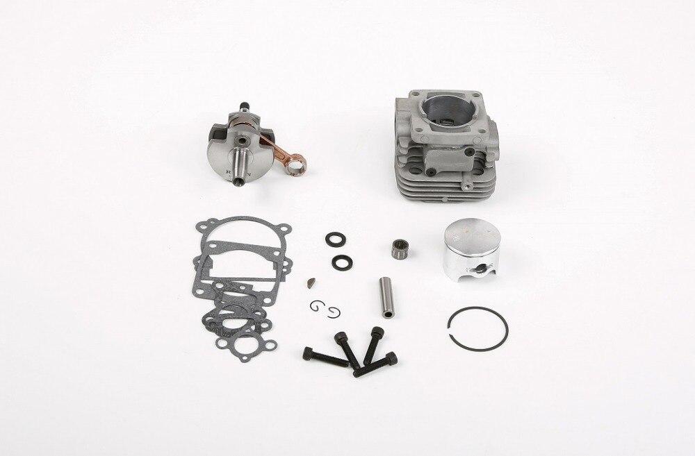 Rovan部品1/5スケールガスrcバハ36ccモーターキットパーツ360エンジンメタルアップグレードパーツから32ccに36cc  グループ上の おもちゃ & ホビー からの パーツ & アクセサリー の中 2
