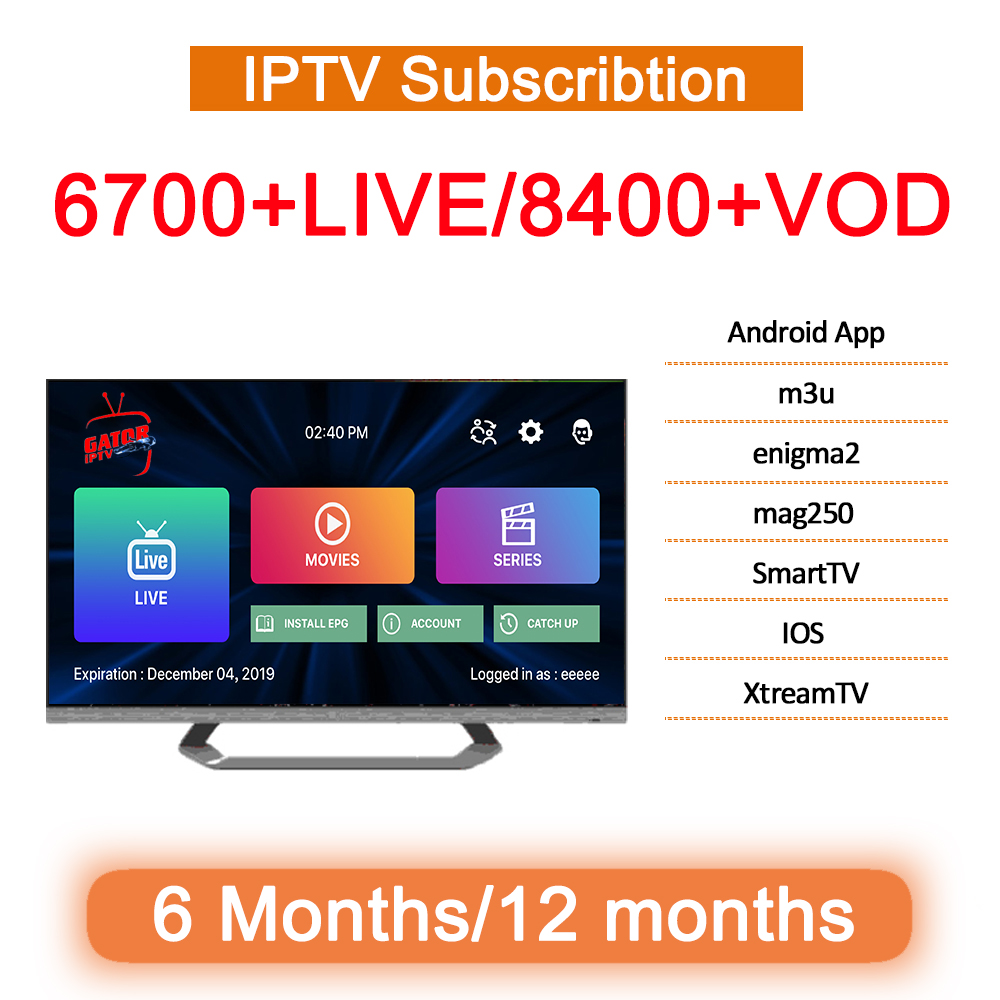 IPTV Smarters Subscription Android TV Box <font><b>Belgium</b></font> Portugal Italia Brasil Spain France Arabic Nederland M3U IPTV Code Smart IP TV image