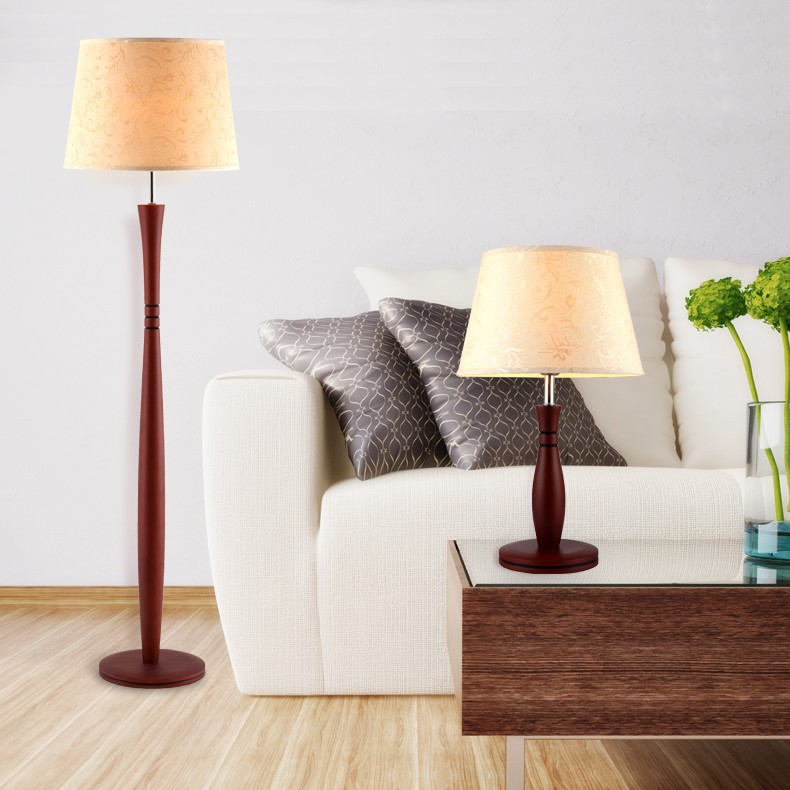 Xin Teli Coffee Table Floor Lamp Bedroom Bedside Led