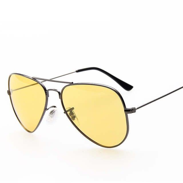 5579e6b52 placeholder 2018 NOVO Piloto Da Aviação óculos de Sol Das Mulheres Dos Homens  Óculos de Marca Óculos