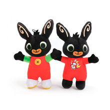 Hot baby Plush toy Cute Rabbit Doll Baby Soft Toys For Children Sleeping Mate Stuffed Animal