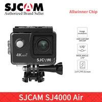 SJCAM SJ4000 AIR 4K 30fps WIFI Action Camera 1080P 60FPS waterproof Sports DV 2.0 Mini Helmet Camera sj cam pro yi 4K camara h9